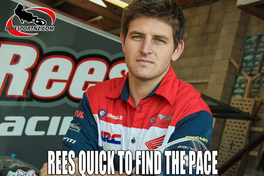 Damon Rees on the pace in the UK