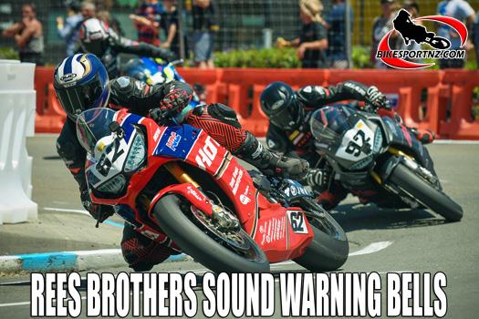 Rees brothers sound superbike warning bells