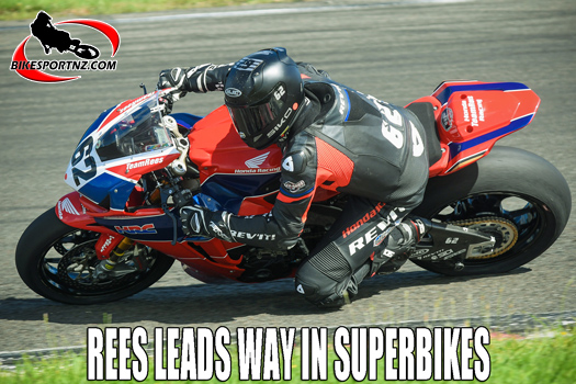 NZ Superbike Champs start up in Canterbury