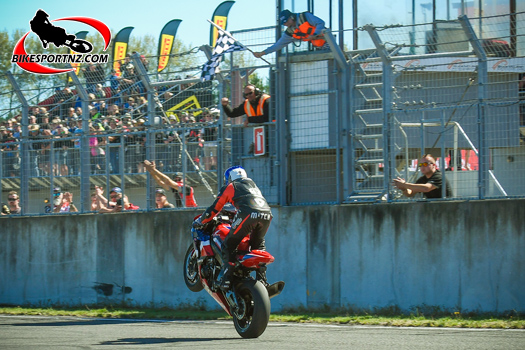 2021 NZ Superbike Champs wrap up at Taupo