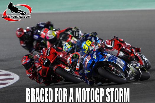 MotoGP round three in Portugal this weekend