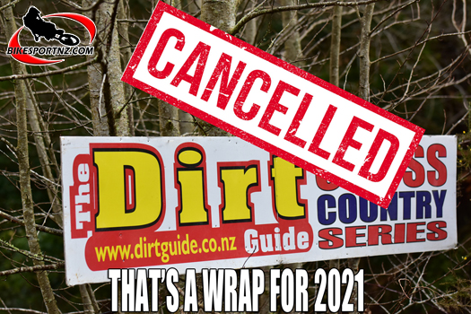 Dirt Guide Series a wrap for 2021 thanks to pandemic