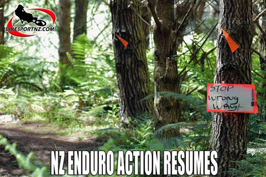 NZ Enduro Champs start this weekend
