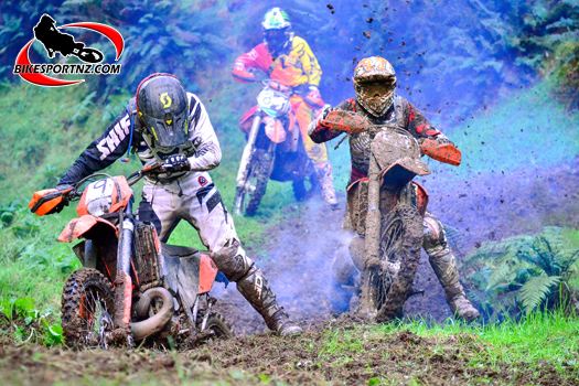 Enduro riders are the real super heroes