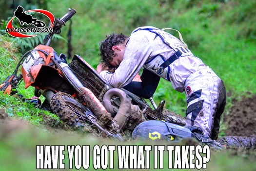 What to expect at an enduro