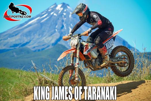 James Scott wins 2020 King of the Mountain MX