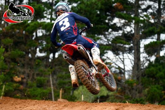 NZ Motocross Champs round three at Pukekohe