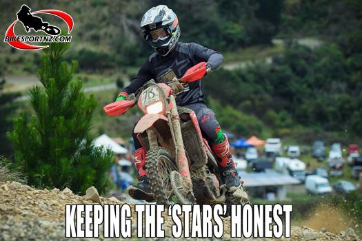 James Scott shines in motocross and enduro too
