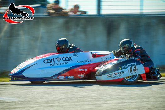 NZ Superbike Champs wrapped up at Taupo on Sunday