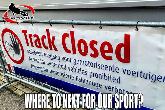 Where to next for our beloved sport?
