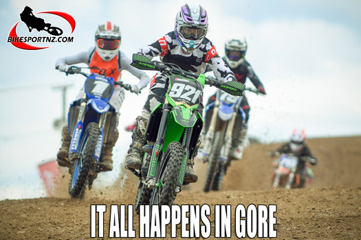 NZ Vets' and Women's MX Champs near Gore this weekend