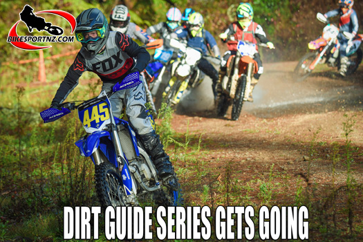 Dirt Guide XC Series gets underway for 2020