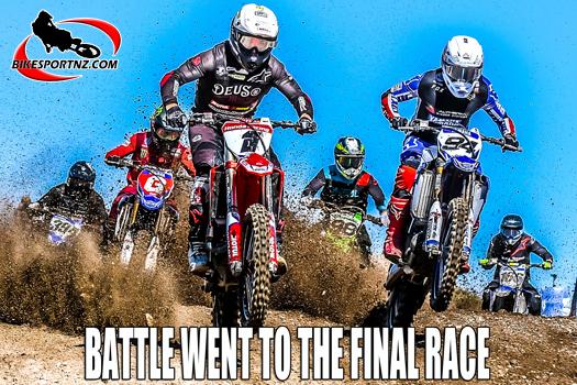Tight battle for MX1 motocross honours