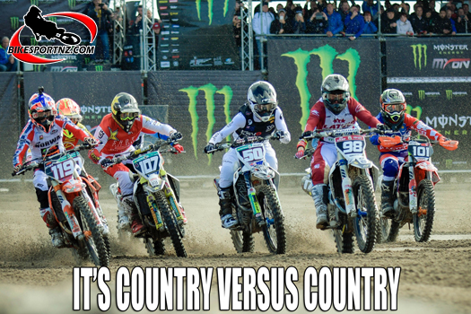 Motocross of Nations in Italy this weekend