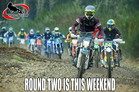 Dirt Guide Cross-country Series resumes on Saturday