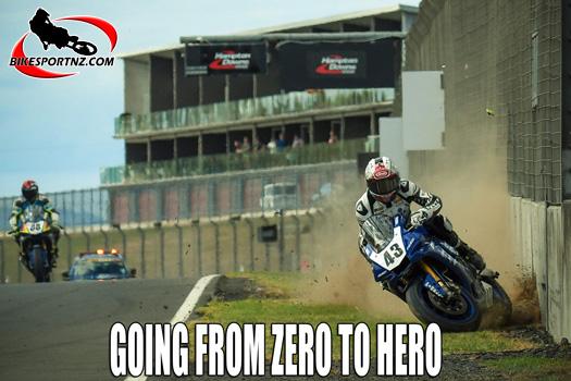 Al Hoogenboezem goes from zero to hero
