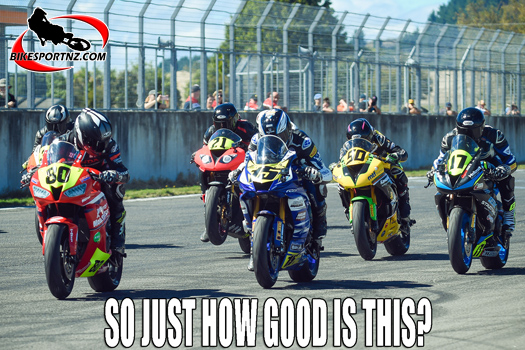 The racing just doesn't get much better than this and, thanks to CTAS LIVE and Sky Sport Next, we can bring you footage from the third and final round of the 2021 New Superbike Championships at Taupo.