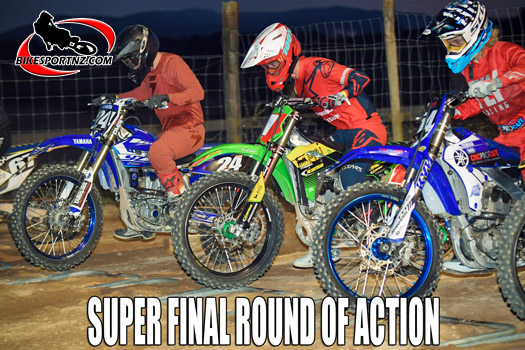 NZ Supercross Champs final round in Tokoroa