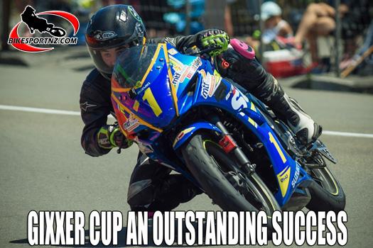 GIXXER Cup a resounding success