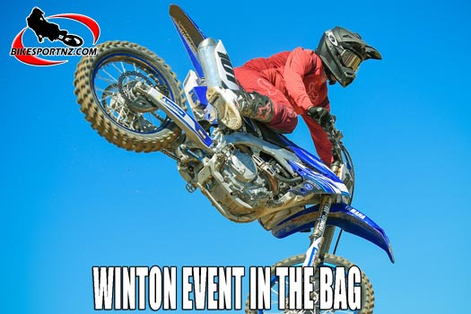 New Zealand Supercross Champs at Winton