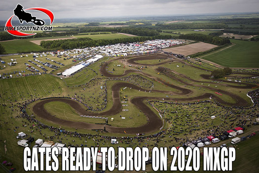 MXGP season kicks off in the UK this weekend