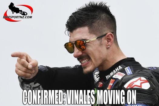 Maverick Vinales to leave Yamaha at end of 2021