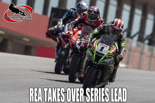 Changes at the top of WSBK rankings