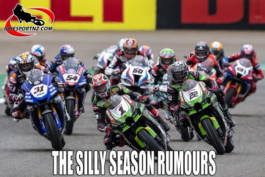 Silly season rumours in the WSBK paddock