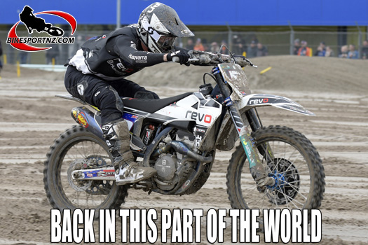 Dylan Walsh racing in NZ and Australia in 2020