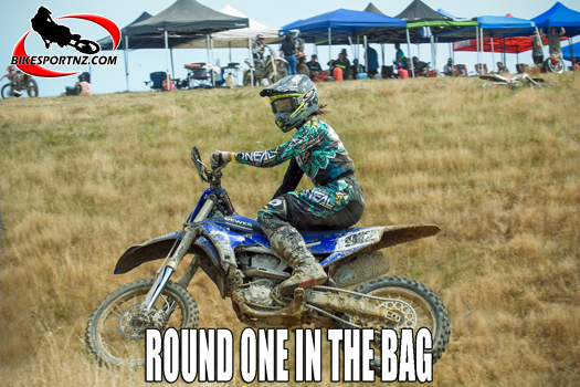 Round one of the 2021 NZ Cross-country Champs at Marton