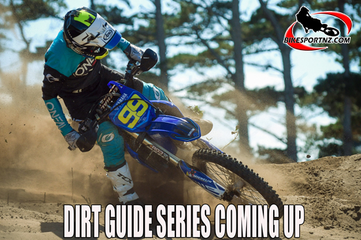 The chase begins for Dirt Guide series glory
