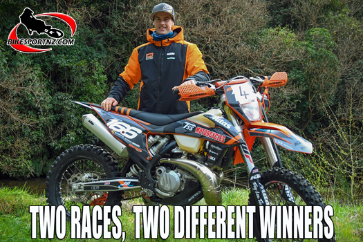 Two races and two different winners so far