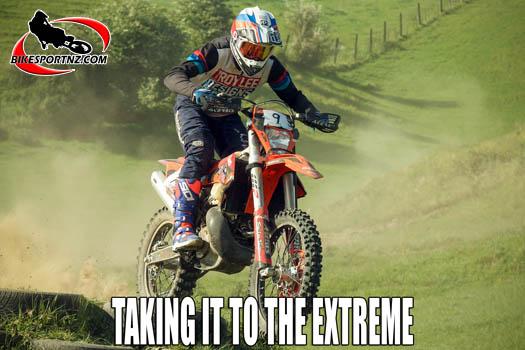 Jake Whitaker wins NZ Extreme Off-Road Championships