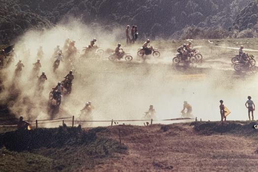 Origins of the Woodville Motocross