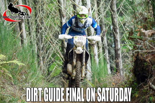Dirt Guide Series final round is this Saturday