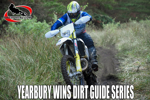 Great cross-country and enduro season for Dylan Yearbury
